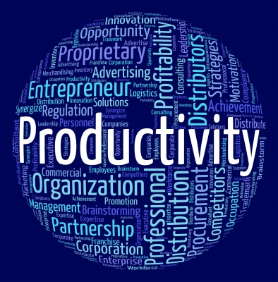 productivity improvement techniques Choosing the right equipment can help you reduce the risk of costly errors and improve the way you do business before you buy any equipment, be sure you are thoroughly familiar with the current and future needs of your business.